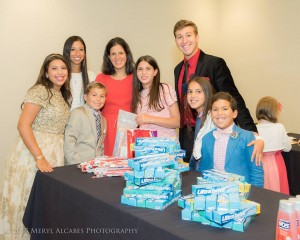 Beloria Bat Mitzvah Picture