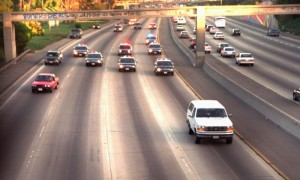 SIMPSON HIGHWAY CHASE