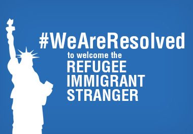 Stand Up for Immigrants, Refugees & American Values