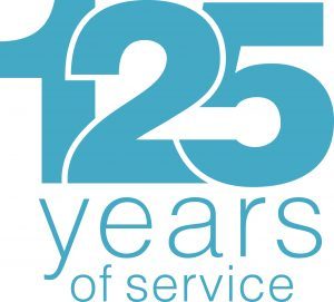 JFS and 125 years of service.