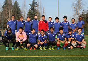 JFS RIS soccer team