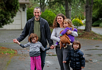 Living Our Own Lives: Leaving Russia as a Jewish Family