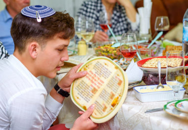 Passover: A Model for Overcoming Adversity