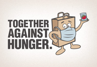 Together Against Hunger: A New Kind of Food Drive
